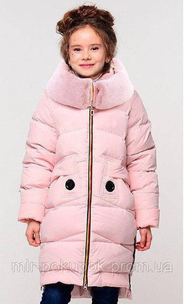 Детское зимнее пальто Жозефина, фото 1