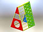 Спортивно -ігровий та гімнастичний комплекс Піраміда, фото 3