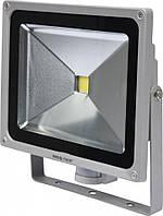 Светодиодный прожектор с датчиком движения 220 Вольт 50 Ватт 300х282х235 мм Yato YT-81807