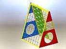 Спортивно -ігровий та гімнастичний комплекс Піраміда, фото 5