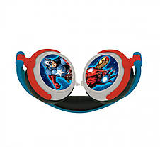 Наушники Lexibook Marvel The Avengers Голубой LT9956, фото 3