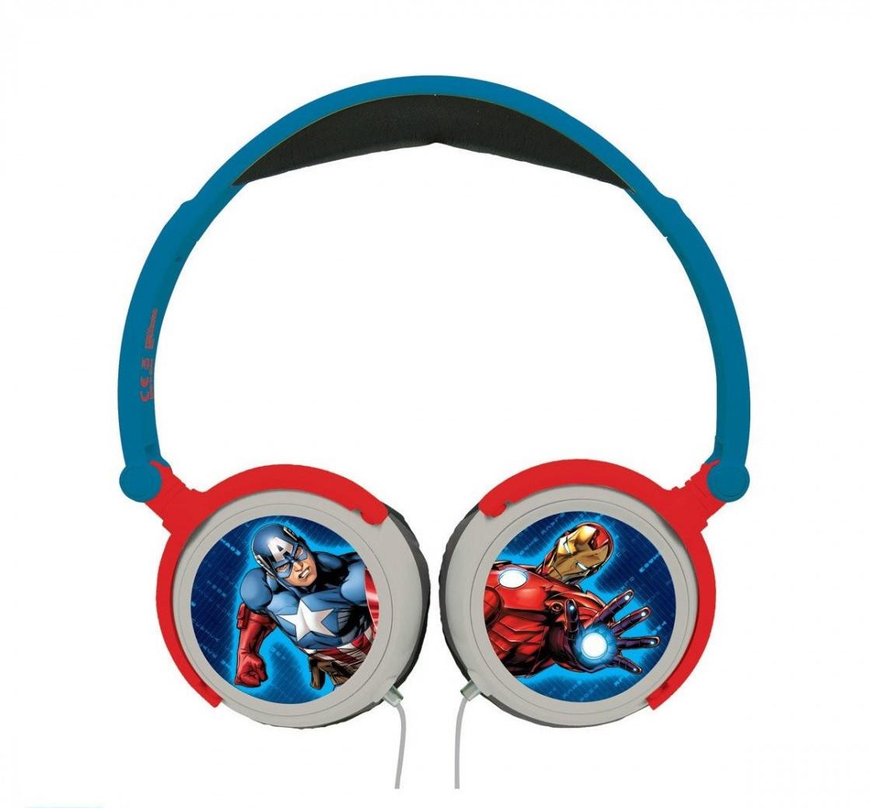 Наушники Lexibook Marvel The Avengers Голубой LT9956