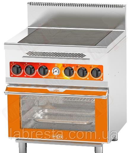 Плита с духовкой Orest CES-4-O(G)
