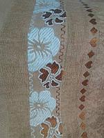 Полотенце махровое 50х90 (кофейное)
