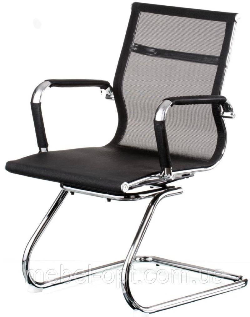 Кресло офисное Solano office mesh black Бесплатная доставка