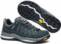 Низкие ботинки итальянской фирмы Grisport 12501-97 син. 42размер