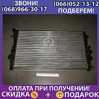 Радиатор охлаждения MERCEDES VITO II W639 (03-) (пр-во Nissens) (арт. 62572)