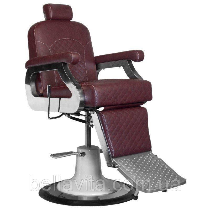 Парикмахерское barber кресло MARKIZ