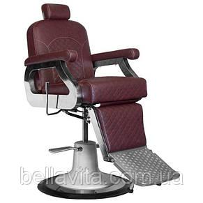Парикмахерское barber кресло MARKIZ, фото 2