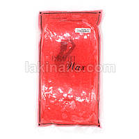 Парафин для парафинотерапии в пакете, красный
