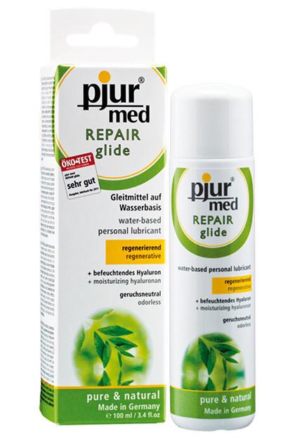 Регенерирующий лубрикант с гиалуроновой кислотой Pjur MED Repair Glide 100 ml