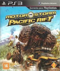 Игра для игровой консоли PlayStation 3, MotorStorm: Pacific Rift (БУ)