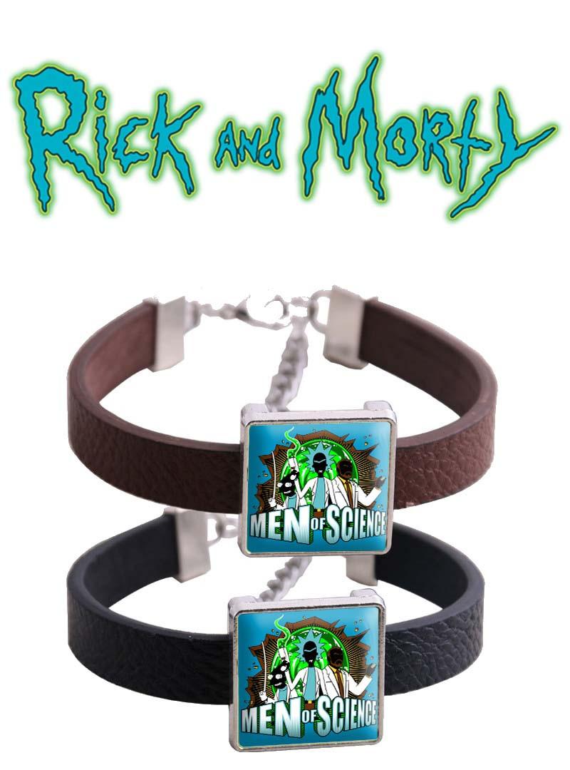 Браслет MEN of SCIENCE Рик и Морти / Rick and Morty