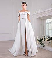 Свадебное платье Микадо