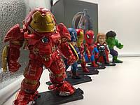 Игрушки «Герои Marvel» (6 фигур)