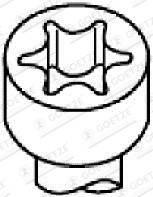 Болт головки цилиндра BGA BK6383 на Ford Orion / Форд Орион