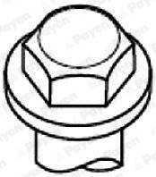 Болт головки цилиндра BGA BK5341 на Ford Kuga / Форд Куга