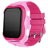Детские Смарт часы с GPS A32W Розовый  (Smart Watch) Умные часы, фото 2