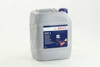 Жидкость тормозная DOT4 5л (пр-во Bosch) (арт. 1987479108)