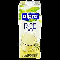 """Молоко """"Алпро"""" растительное из РИСА 1л, 12шт/ящ"""
