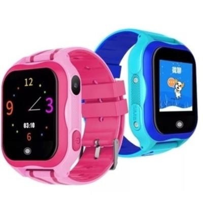 Детские Смарт часы с GPS A32W Розовый  (Smart Watch) Умные часы