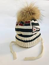 Детская шапка для мальчика JAMIKS Польша RAMON 1