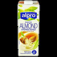 """Молоко """"Алпро""""растительное из МИНДАЛЯ БЕЗ САХАРА 1л органическое, 8шт/ящ"""