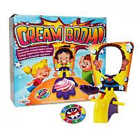 """Веселая Настольная игра для вечеринки или на день рождения """"Торт в лицо"""", """"Cream Boom""""8001"""
