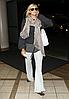 Жіночі кросівки Coutes (Польща) сірого кольору. Красиві та зручні. Стиль: Марія Шарапова, фото 5