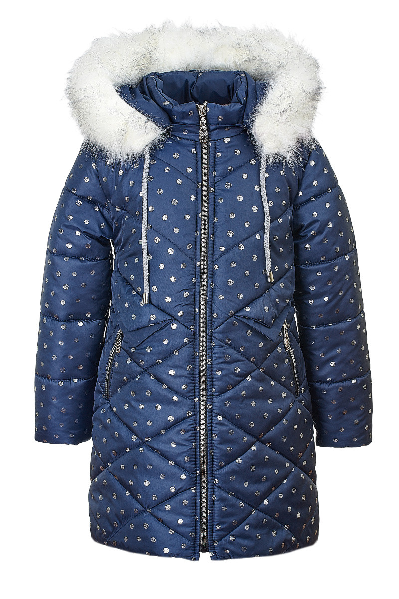 Зимняя куртка для девочки 6-9 лет от Ananasko