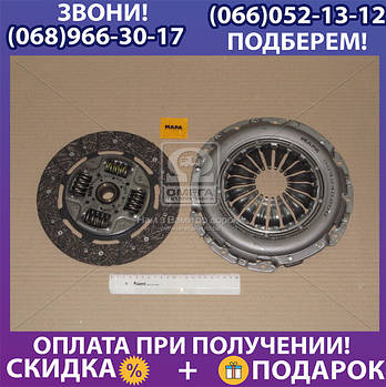 Комплект сцепления OPEL VIVARO   1,9 TDI 01- (пр-во MA-PA) (арт. 6240509)