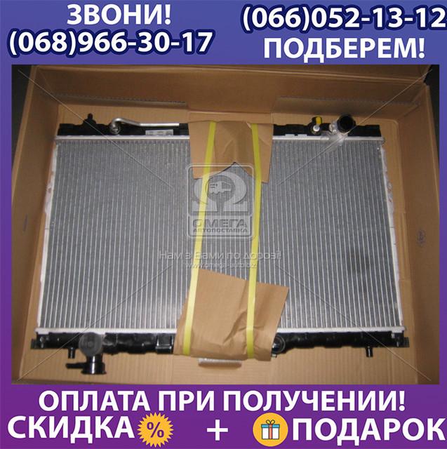 Радиатор охлаждения ХЮНДАЙ САНТА ФЕ (SM) (00-) (пр-во Nissens) (арт. 67030)