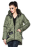 Женская куртка норма и большие размеры