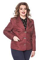 Женская куртка - батал