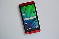Смартфон HTC One M7 32Gb Red Оригинал!