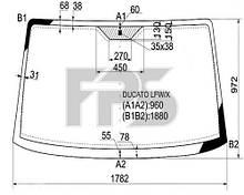 Лобовое стекло Fiat Ducato ( Фиат Дукато )