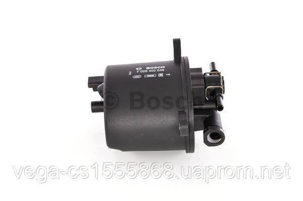 Топливный фильтр Bosch F026402846 на Ford S-MAX / Форд С-Макс