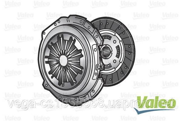Комплект сцепления Valeo 826646 на Ford Fiesta / Форд Фиеста