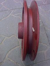 Шкив вентилятора очистки комбайна СК-5 НИВА 54-2-18-6 (чугунный), фото 2
