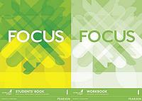 Английский язык комплект учебник и тетрадь Focus 1