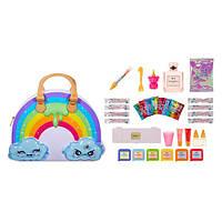Радужная сумочка для слаймов Poopsie Chasmell Rainbow Slime Kit