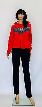 Спортивный велюровый костюм оптом от производителя Triko Украина
