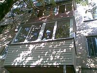 Балкон «под ключ» Днепропетровск