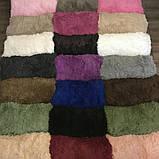Одеяло покрывало травка с наполнителем холлофайбер меховое с длинным ворсом 210*230, фото 6