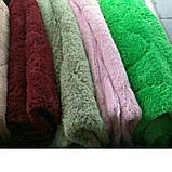 Одеяло покрывало травка с наполнителем холлофайбер меховое с длинным ворсом 210*230, фото 4
