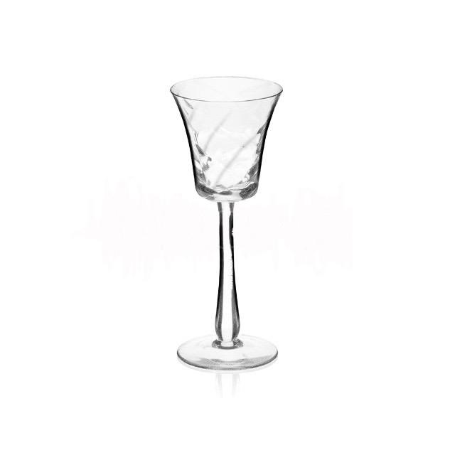 Набор бокалов для белого вина Krosno Classic Elite 170 мл 6 шт F078305017004050