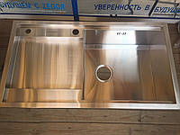 Кухонная мойка HANDMADE Germece 8245 (правая) 3.0/1.2 mm