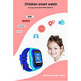 Дитячі Смарт годинник з GPS A32W (Smart Watch) Розумні годинник, фото 7