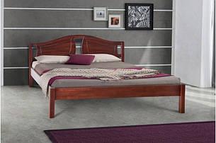 Кровать Марта (ассортимент цветов) (Бук), фото 2