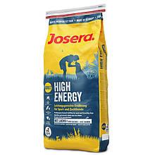 Сухий корм для дорослих собак з підвищеною активністю Josera High Energy 15 кг